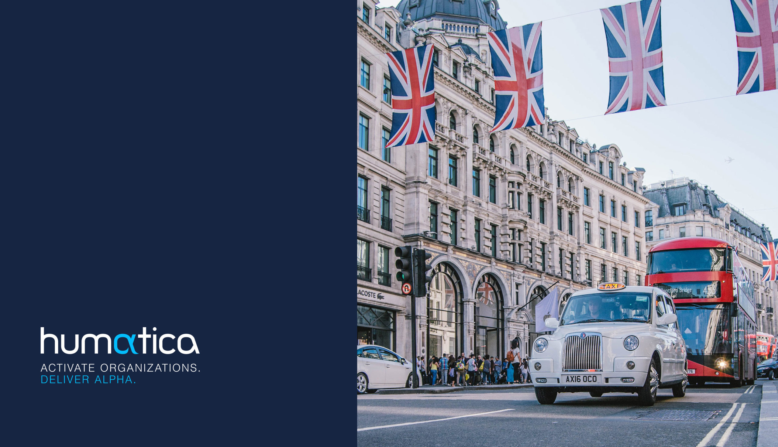 Humatica moves to larger offices in London Soho